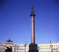 Александровская колонна (Санкт-Петербург)