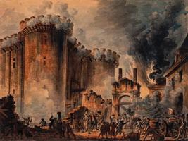Взятие Бастилии — начало Великой французской революции