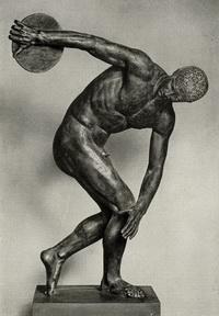Дискобол (Мирон, бронза, 5 в. до н.э.)