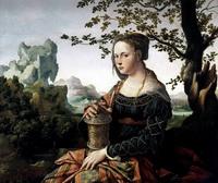 Мария Магдалина (Ян ван Скорел)