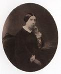 А.Г. Врубель. Мать художника. 1850. ОР ГРМ, ф. 34, ед. хр.