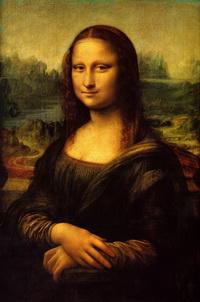 Мона Лиза (Леонардо да Винчи, 1503 г.)
