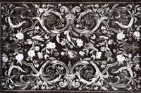 Орнамент в стиле барокко