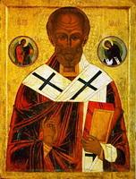 Святой Николай (XVI век)