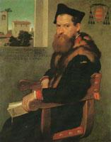 Портрет Бартоломео Бонги (Морони)