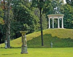 Парк в Останкино