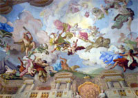 Сала ди Джиове (Пьетро да Кортон, плафон)