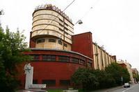 Силовая станция текстильной фабрики Красное Знамя (Санкт-Петербург)