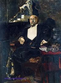 Портрет С.И. Мамонтова (1897 г.)