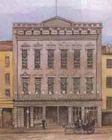 Старый театр (Нью-Йорк, 1850 г.)