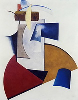 Диск и крышка (А.М. Родченко, 1919 г.)