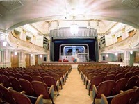 Зал театра им. В. Комиссаржевской