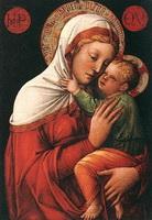 Мадонна с младенцем (Я. Беллини)