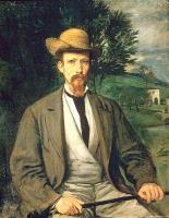 Ханс фон Маре Автопортрет 1874 г.