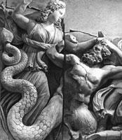 Битва богов с гигантами