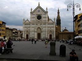 Церковь Санта-Кроче (Флоренция)