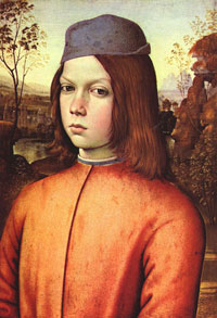Портрет мальчика (Пинтуриккио)