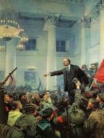 Провозглашение Советской власти в России