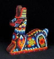 Сакральное бисерное искусство индейцев