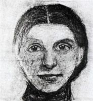 Паула Модерзон-Беккер (автопортрет)
