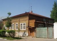 Здание школы Арзамасской школы живописи