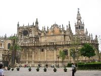 Кафедральный собор Севильи. Испания