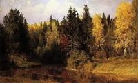 Осень в Абрамцеве (В.Д. Поленов, 1898 г.)
