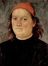 Пьетро Перуджино (автопортрет)