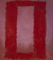 Красный на малиновом (М. Ротко, 1959 г.)