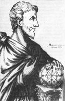 Пифагор (с гравюры XVI века)