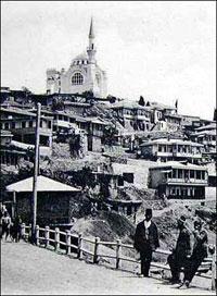 Гурзуф и гурзуфская мечеть