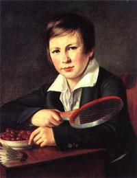 Портрет Н.А. Томилова (А.Г. Варнек)