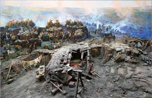 Оборона Севастополя (фрагмент)