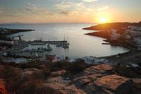 Бухта на острове Хиос
